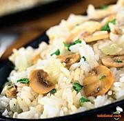 Reţetă: Orez cu mix de legume