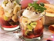 Salată de pepene galben