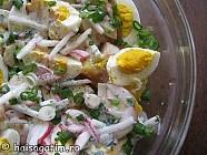 Salata de primavara ...