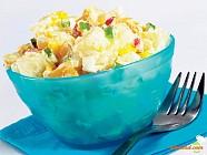 Salată de quinoa cu brânză feta