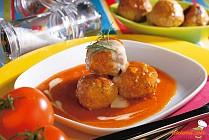 Perişoare din orez cu sos tomat