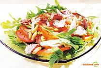 Salată de fasole (de post)