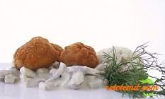 Chifteluțe din miel cu mentă și iaurt