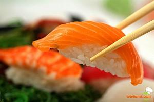 Sushi cu ton proaspăt