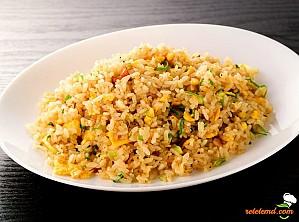 Yakimeshi - orez prăjit în stil japonez
