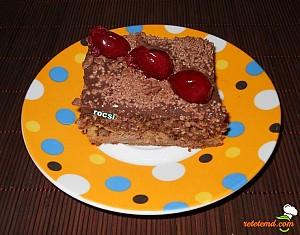 Prajitura cu ciocolata de 8 Martie