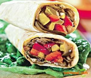 Burrito picant