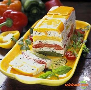 Tort aperitiv de sărbătoare