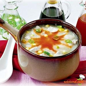 Supă picantă