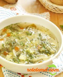 Supă vegetariană