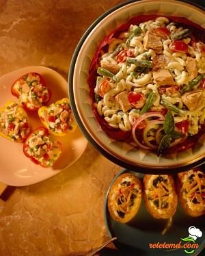 Reţetă: Salată de ton cu cartofi