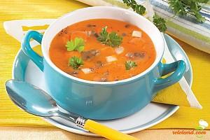 Supă mozaic