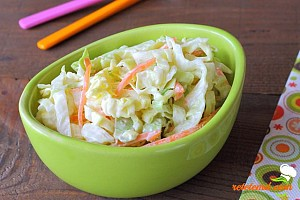 Salată Coleslaw ca la KFC