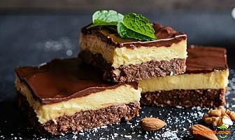 Prăjitura Nanaimo