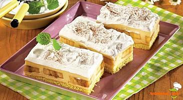 Prăjitură cu banane